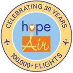 Hope Air celebrates 30 Years of Flights