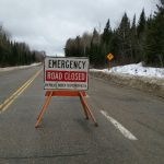Highway 17 Closure Strands Residents of Dubreuilville Yet Again