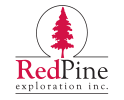 Red Pine Exploration Discovers High Grade Zone in the Surluga Deposit