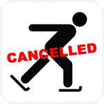 Public Skating CANCELLED this weekend