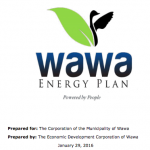 Wawa Energy Plan Receives Community Project of the Year Award