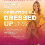 SE OPP – Operation All Dressed Up 2017!