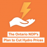 NDP's Horwath demands Wynne's hydro legislation be tabled Monday
