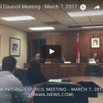 What Happened at Council – March 7