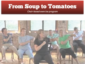 From Soup to Tomatoes @ Calvary Pentecostal Church (please use Algoma Street Entrance)
