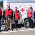 Red Cross – Wawa receives new Disaster Relief Trailer
