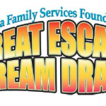 The Great Escape Dream Draw is back for its 21st Year!