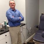Robert Holland – New Chiropodist to Visit Wawa Monthly