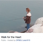 Sault College Walk for the Heart: Benefit in Support of Teri Winter