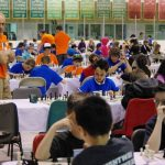 Young chess masters gather in Wawa to compete in the Franco-Nord-Ouest Chess Tournament