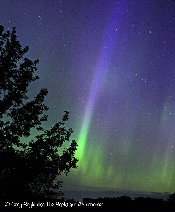Star Gazing Northern Lights Wawa News Com