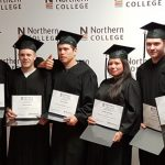 Northern Northern College and Richmont Mines Hold Graduation Ceremony for Mining Program