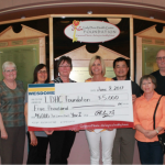Wesdome Gold Mines Inc. Commits to a 3-year $15,000 Donation to the Lady Dunn Health Centre Foundation