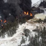 TSB recommends the use of leading indicators to help better focus track inspections following 2015 derailment near Gogama, Ontario