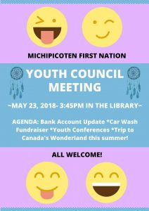 MFN Youth Council Meeting