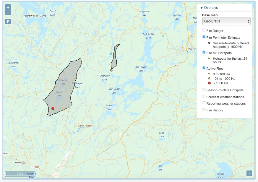 Northbay Fire Map.Forest Fire Situation Update Jul 28 2018 11 50 Wawa News Com