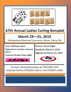 Ladies Curling Bonspiel