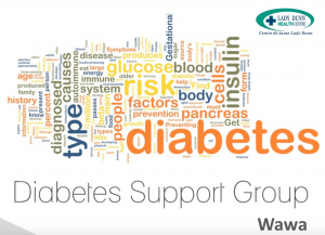 Diabetes Support Group @ Lady Dunn Health Centre Resource Room (lower Level)