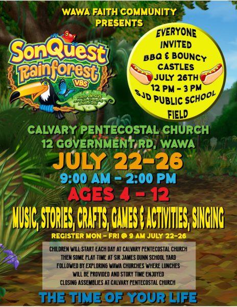 SonQuest Rainforest
