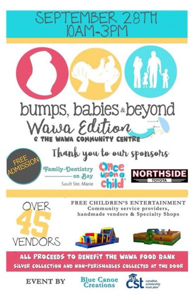 to Bumps, Babies & Beyond - Wawa Edition