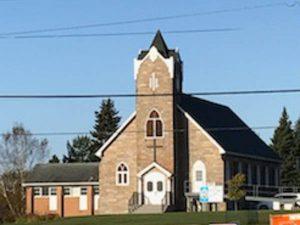Worship at Wawa First United Church @ United Church Wawa