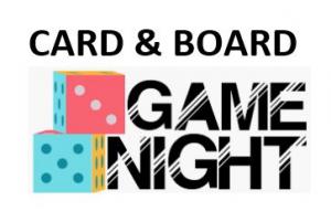 Card & Board Game Night @ Wawa Goose Seniors' Centre