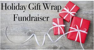 WFSC Gift Wrapping Fundraiser @ The Bargain Shop