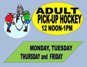 Adult Pick-up Hockey @ MMCC
