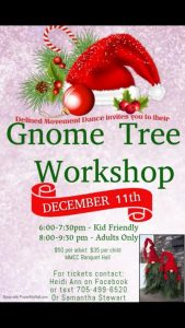 Defined Movement Dance - Gnome Tree Workshop