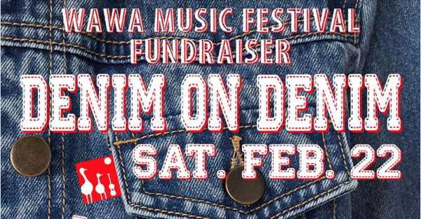 WMF presents: Denim on Denim, celebrating the Canadian Tuxedo!