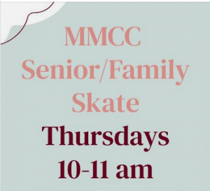 MMCC Senior/Family Skate @ Michipicoten Memorial Community Centre