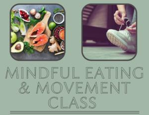 Mindful Eating & Movement Class @ Michipicoten Memorial Community Centre